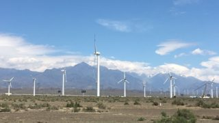 新疆 风力电站2