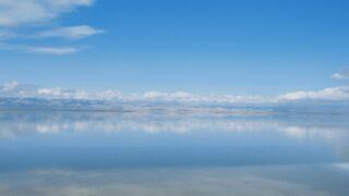 チャカ塩湖1